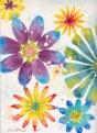 Glass Flowers, 9x12, $210